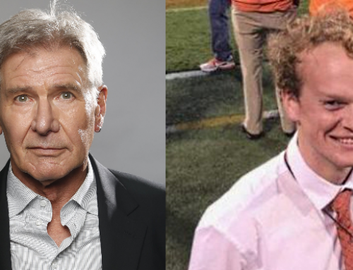 What do Harrison Ford and Nathan from Clemson University have in Common?