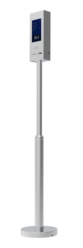 UVT-TMP Temperature Pole
